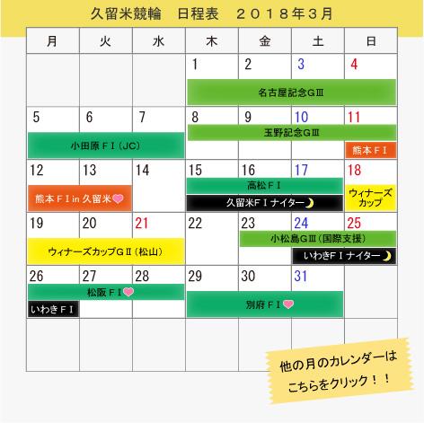 Kurume bicycle race March, 2018 itinerary